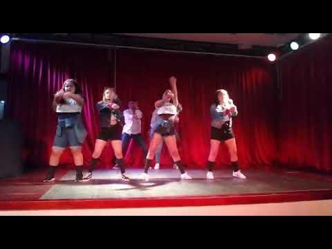 RED PUNCH DANCE CREW - COREOGRAFÍA- TALLER DE VERANO