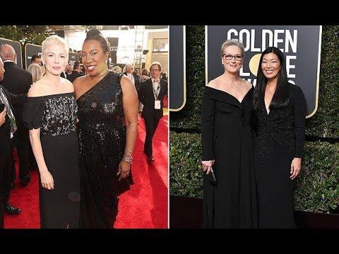 Meryl Streep And More Bringing Activist To Golden Globes