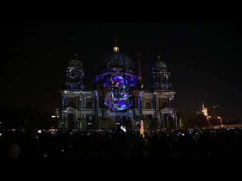 01 EuroVideoMapping - Germany | 3. Festival of Lights Award | Berlin Cathedral