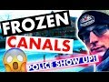 When Amsterdam Canals Freeze over?!