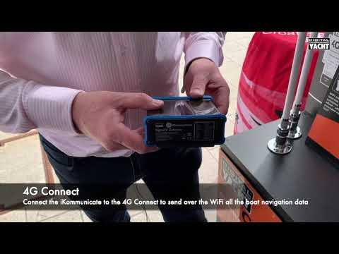 4GConnect - Internet for boat