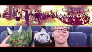«Making of» клипа Noize MC «Yes Future!»