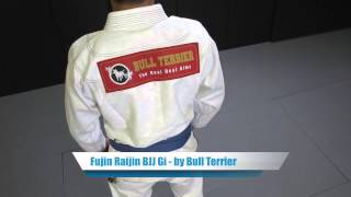 Fujin Raijin Bjj Gi By Bull Terrier - Available At Budovideos.com