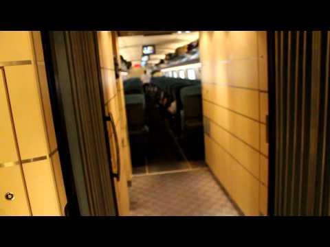 Interior del tren AVE