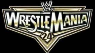 wrestlemania 24 2nd theme song