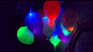 Светящиеся шары от