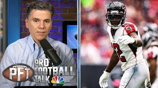 Is Mohamed Sanu a better option than A.J. Green for Patriots? | Pro Football Talk | NBC Sports