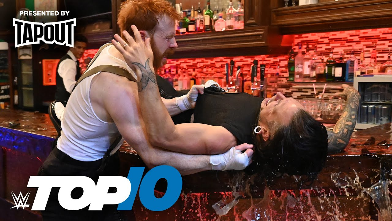 Top 10 Friday Night SmackDown moments: WWE Top 10, July 24, 2020