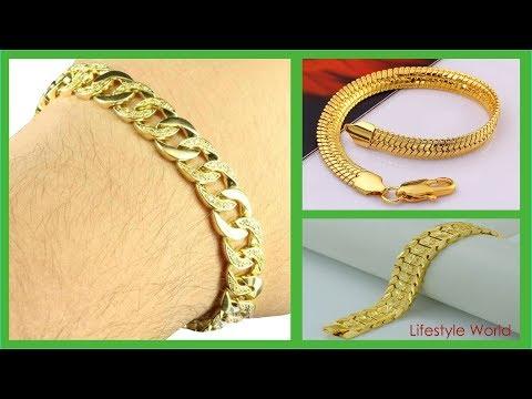 22k-bracelet-gold-design-for-men-|-gold-bracelet-for-men-|-mens-gold-bracelets-collection-2018