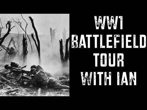 Announcing my WW1 Battlefield Tour: Come Join Me! thumbnail