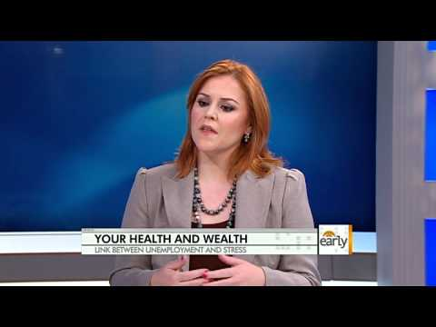 The Early Show - Unemployment and its effect on your health
