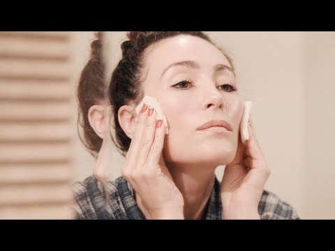 How To Actually Apply Toner
