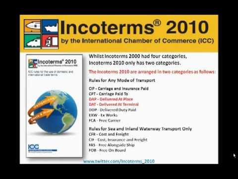 Incoterms 2010 Book