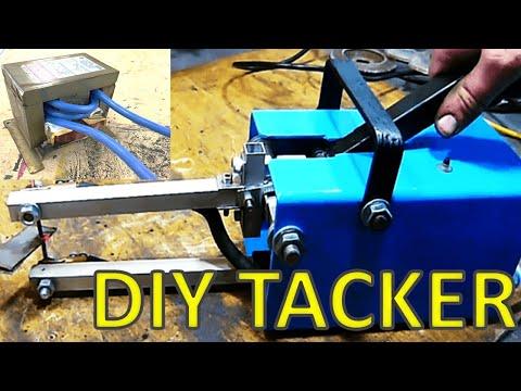 DIY TACK WELDER/METAL MELTER