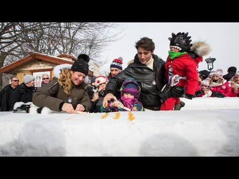Justin Trudeau's 10 vacations