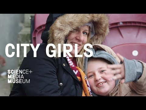 City Girls exhibition at the National Science and Media Museum, Bradford