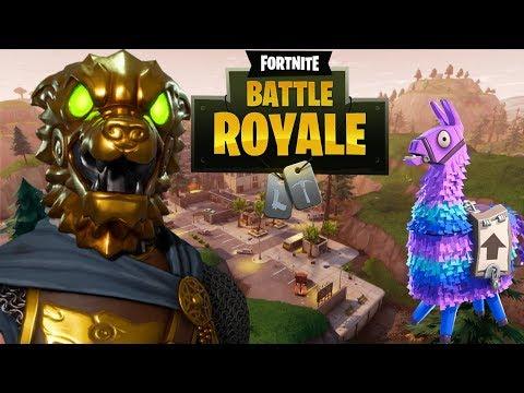 Release The BATTLE HOUND!!!! | Fortnite Battle Royale