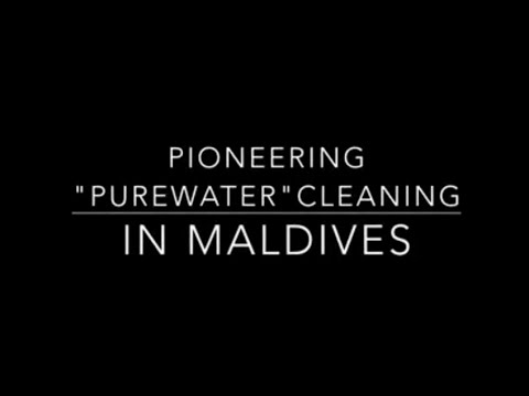 Unger HydroPower Maldives Live Demo