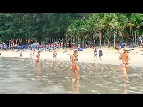 Kamala Beach Phuket Thailand November 2017