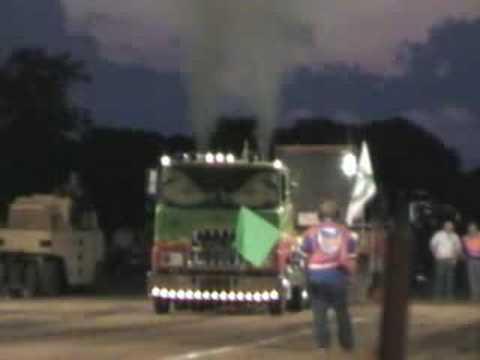 OSTPA: Springfield, OH Carroll's Truck Parts PS Semi Pulloff