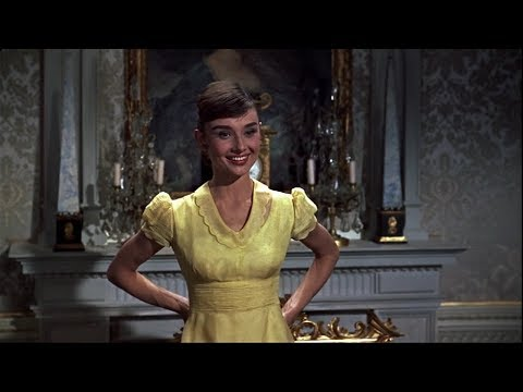 War and Peace 1956 Audrey Hepburn HD