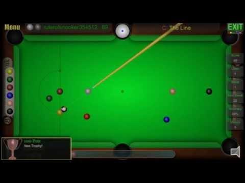 [Nippon Monkey] Pub Snooker Game - Score 58,144