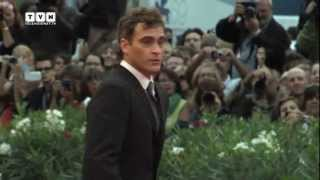 69th Venice Film Festival - Joaquin Phoenix and the cast of The Master on the red carpet