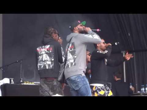 Section Boyz live @ Hype Festival 2016_Köln