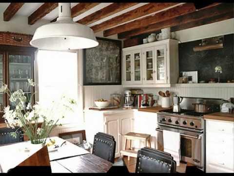 Rustic Industrial Farmhouse Kitchen ideas
