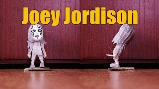 Joey Jordison (Slipknot) =Look What My Friend Did=