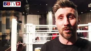 SCOTT LAWTON: LOOKS BACK OVER CAREER AND DISCUSSES BEN ELAND'S CHANCES IN ULTIMATE BOXXER