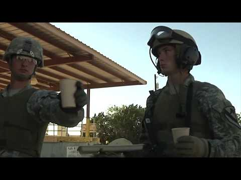 1st Cavalry Division Bradleys in Action (HD)