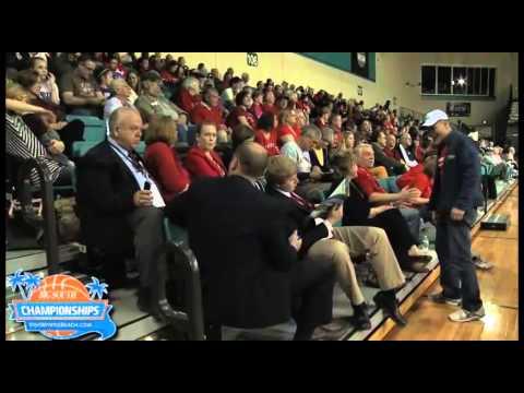 2013 Myrtle Beach, SC Big South Basketball Championship Highlights