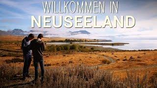 Backpacking - NEUSEELAND   Teil I