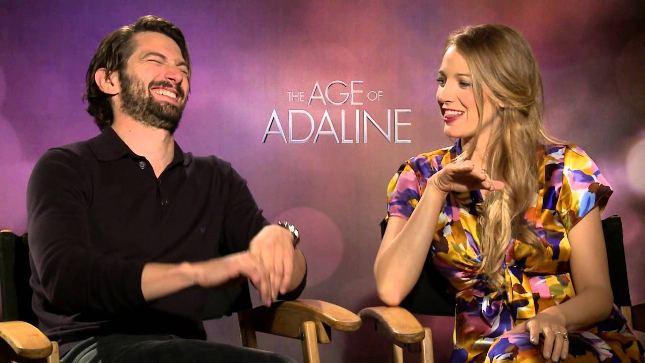 Blake Lively Michiel Huisman Talk Age Of Adaline Science Harrison Ford More
