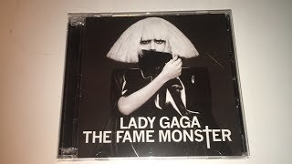 Lady gaga the fame monster deluxe cd ...