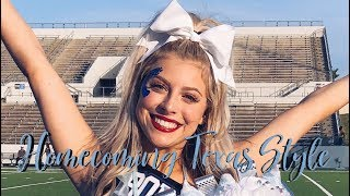 Video DAY IN THE LIFE OF A CHEERLEADER: HOMECOMING | Erin Alexis download MP3, 3GP, MP4, WEBM, AVI, FLV Oktober 2018