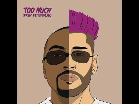 Too Much (Clean) - Zayn Feat. Timbaland