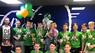3 Место на Финальном этапе Первенства России по волейболу