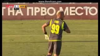 Fk Rabotnicki - Honved 2-1 All Goals