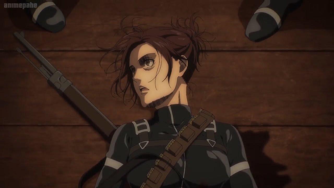 Download Sasha's death Full scene   Attack On Titan Final Season (English Sub)
