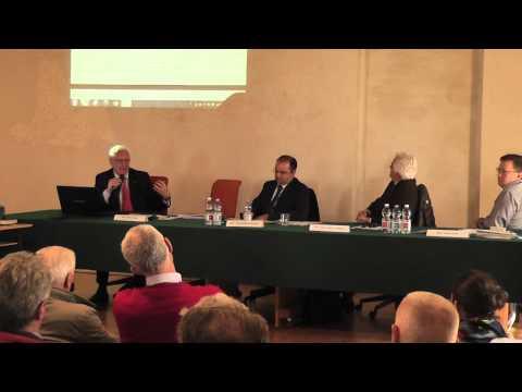 Prof  Paolo Costa, IDROVIA PADOVA MARE E TERMINAL OFF SHORE 1p Albignasego, 9.4.15