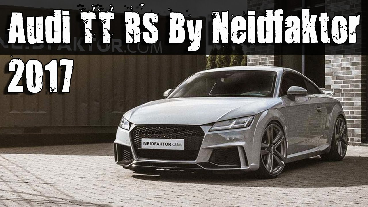2017 audi tt rs interior tuning by neidfaktor youtube. Black Bedroom Furniture Sets. Home Design Ideas