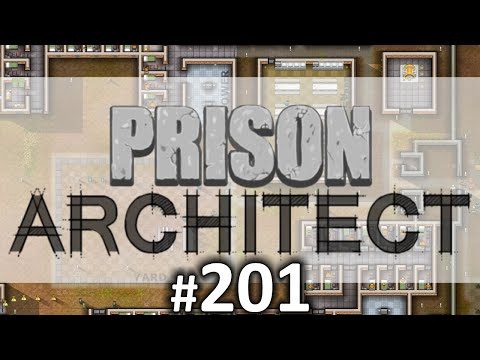 Chaos (Bonus Folge) - Let's Play Prison Architect #201 [DEUTSCH] [HD+]