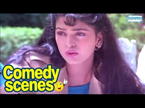 Kannada Comedy Scenes - Premaloka - Ravichandran, Juhi Chawla