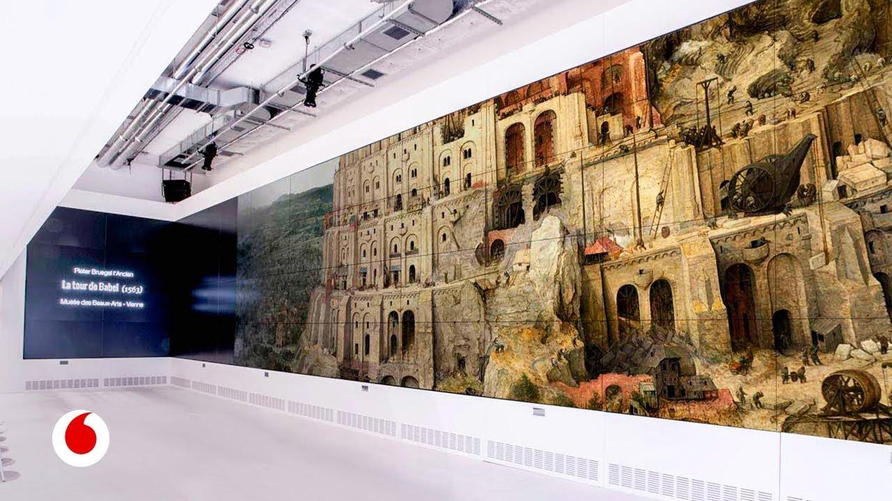 La tecnología de Google para llevarte a casa las mejores obras de arte del mundo