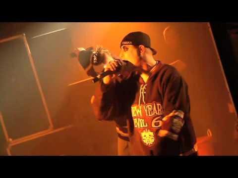 New Years Evil 6 Twiztid & Blaze Ya Dead Homie Full Set 12-31-13