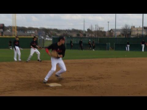 Bobby Witt, Jr, and Mason Greer - Colleyville Heritage Baseball - Sports Stars of Tomorrow