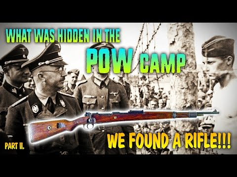 Thumbnail: Unbelievable! Still in shock! We found a GUN! German mauser rifle WW2 metal detecting