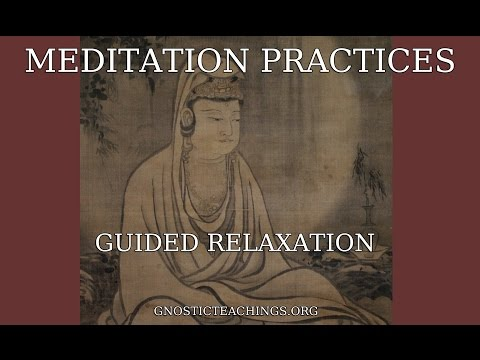 Guided Relaxation for Meditation
